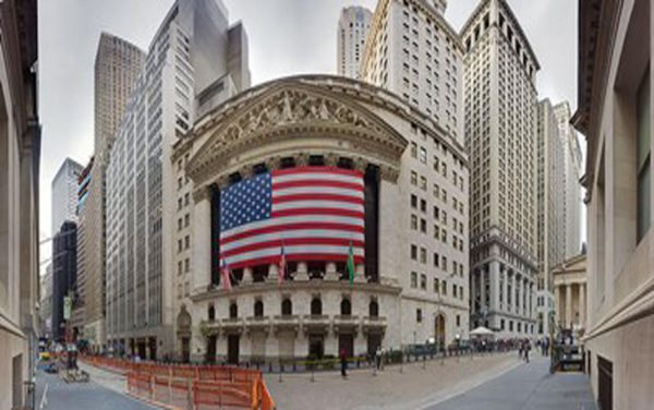 Importantes ganancias en Wall Street